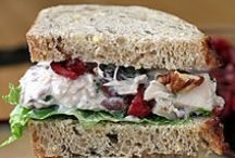 sandwiche / by Jessplusthemess