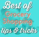 HOME ⚱  | Grocery Shopping Tips and Tricks / Looking to save money when out shopping but don't know how? Come with shopping with us and find our tips and tricks to saving at every corner from a variety of stores! Learn how to use coupons, make and stay on budget! How buying in bulk really can save money for your family! Request a copy of our popular new ebook filled with 22 TRIED & TRUE cleaning product recipes using simple ingredients from home -------->http://bit.ly/2agWHPK