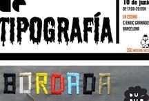 Tipografía / by Paz Gonzalo