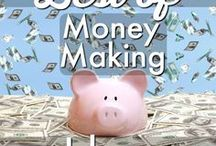MONEY $ | Money Making Ideas / Be creative and make some money! Find your passion, your niche and do what you love! Tips, tricks, resources and lots of advice on how you can make more money doing less.  Request a copy of our popular new ebook filled with 22 TRIED & TRUE cleaning product recipes using simple ingredients from home -------->http://bit.ly/2agWHPK