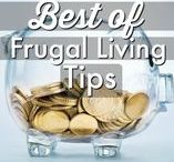 MONEY $ | Frugal Tips / Living frugal tips and tricks on top of some great advice for saving money. Budget friendly DIY projects and crafts. Cheap and easy food recipes and shopping hacks. Request a copy of our popular new ebook filled with 22 TRIED & TRUE cleaning product recipes using simple ingredients from home _-->http://bit.ly/2agWHPK