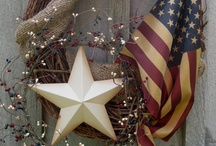Stars and Stripes / by Michelle Sneed