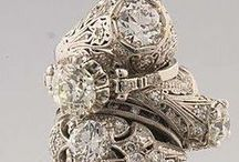 Cool Engagement Rings / by Sarah Huston