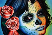 Sugar and Candy Skulls / by Michelle Sneed