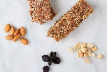 Healthy Snacks / by Lauren Hartmann