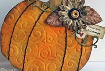Cards- Autumn / by Martha Zender