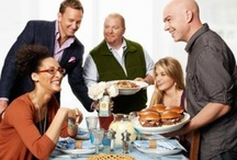 cooking shows / shows that are about cooking / by Jackie Thorpe