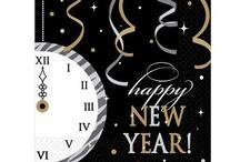 New year's / by Christina Continanzi