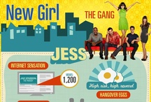 New Girl - Infographics / Infographics exploring each character of New Girl on Fox, Tuesdays 9/8c.