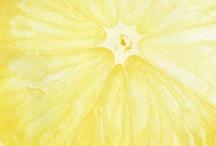 Hello yellow / by Christina Continanzi