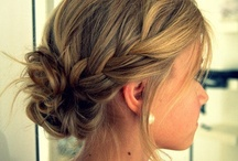 Hair, makeup, etc / by Pam Pearon