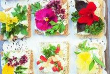 Herbs, Flowers and Food / by Elizabeth Smith