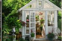Tiny Houses, Green Houses and Tea Houses / by Elizabeth Smith
