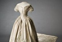 Royal 19th century fashion / Swedish royal 19th century fashion.