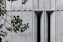 Architectural detail / innovative and interesting  construction details, materials, etc.