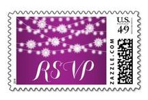 Personalized custom postage stamps for weddings and more / Find the perfect personalized custom postage stamps for weddings and other special occasions or holidays.