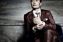 mads mikkelsen / by Anh Ngô