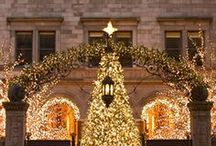 Christmas in NYC / by Brittany Atkinson