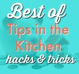 HOME ⚱  | Kitchen Tips / Misc. kitchen tips, ideas, helps and great kitchen hacks, best appliances and tools and more.  Request a copy of our popular new ebook - 22 TRIED & TRUE cleaning product recipes using simple ingredients from home --->http://bit.ly/2agWHPK