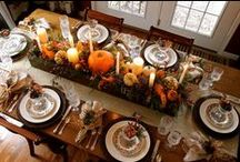 Favorite Thanksgiving Ideas, Recipes and Traditions / All things about Thanksgiving from decor, table decoration, recipes, crafts, traditions, favorite things, ideas and unique ways to celebrate the Thanksgiving season.  If you would like to be a contributor to this board, please follow and send a message at thriftyus @ thethriftycouple.com, subject: Thanksgiving Pinterest Board.  Thank you and enjoy the Favorite Things for Thanksgiving!  / by The Thrifty Couple