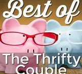 Best of The Thrifty Couple Site ⓉⓉⒸ / The best ideas, recipes, DIY, financial advice, family advice, articles, saving money tips, cooking tips, organization tips,  homemade cleaners, homemade personal care and toiletries and other frugal living tips all from The Thrifty Couple blog and site.   Thank you for following our board! You can request a copy of our popular new ebook filled with 22 TRIED & TRUE cleaning product recipes using simple ingredients from home -------->http://bit.ly/2agWHPK