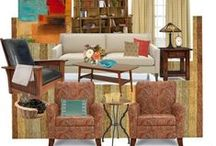 RB Living Room / by Tracy Watier