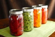 Food - Freezer Cooking & Canning