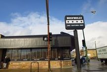 BEEFBELLY Restaurant / An adventurous, chef-driven take on the iconic Italian Beef sandwich on the mighty Northwest Side. 4800 N Central Ave Chicago, IL 60630