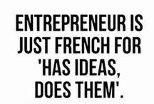Entrepreneurial Spirit - Tips & Inspiration / Tips & Advice to start your own business