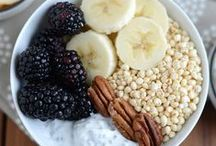 Healthy Breakfast / We do believe that a successful work day starts with a healthy breakfast. Here are great recipes and ideas!