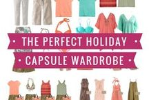 Capsule Wardrobe Clients / My clients and their capsule wardrobes. Get inspiration for your own capsule wardrobe