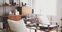 . VINTAGE & RÊTRO . / Decoração de interiores com referencias Vintage e Rêtro.