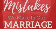 Marriage Advice / A strong marriage make a strong family. You can find advice in all areas here. From marriage struggles to marriage humor.