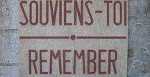Ne jamais oublier...