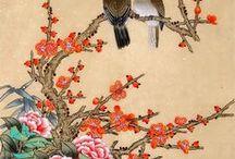 Divines chinoiseries...