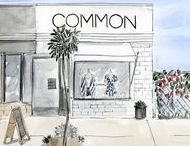 OUR SPACE / COMMON Atwater Village is a locally owned women's clothing and accessory store.