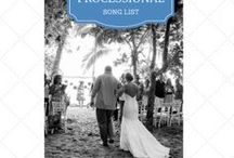 Wedding Music / Ideas for music at your wedding