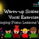 Singing Vocal Warm-up Exercises / [ Singing Piano Lessons Victoria ]  http://www.SingingPianoLessonsVictoria.com -- 'Transform Your Voice & Piano playing Sound!' Singing & Piano Lessons with Professional Music Instructor Sunghee Stepak   -- Discover Your Natural Powerful Authentic Voice & Piano playing Sound Today! ' -- You'll receive in depth Knowledge from 23 years of teaching experience, Individually Customized Techniques, tons of Fun & Beautiful songs in various styles and most importantly my LOVE & Attention' XOXO, Sunghee