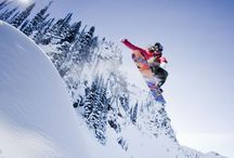 Snowboarding - inspiration / The best snowboarding pictures!