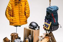 Outdoor gears for men / Suggested ourdoor inspired products