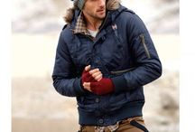 Outdoor fashion for men