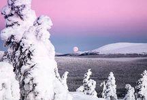 Lapland travel