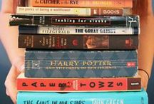 Books are Love / by Brooke Ealey