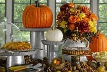 Halloween, Fall, Holiday Ideas~ / by Kriste Maurer Rutkowski