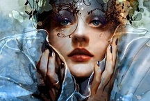 DigitalArtistsandOtherElements / Some Amazing Artists and their incredible talent...... / by Rebecca G.