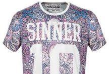Sinstar Men's Collection / by SINSTAR CLOTHING