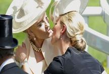 Fascinating Fascinator's and Hats, Toppers..... / I LOVE these hats...wish we wore them here in the US!!!  / by Rebecca G.