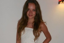 Model / Up and coming model, Luana Silliton, my BFF! =) xoxo / by Blue
