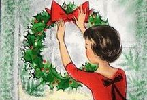 Vintage Christmas~ / by Kriste Maurer Rutkowski