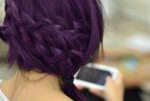 Nails. Hair. Makeup.  / by Jade Inghram